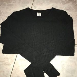 Urban Outfitters Black Thermal